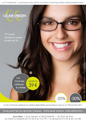 flyers opticien